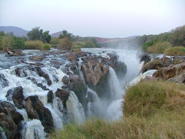 The Grand Tour Epupa Falls